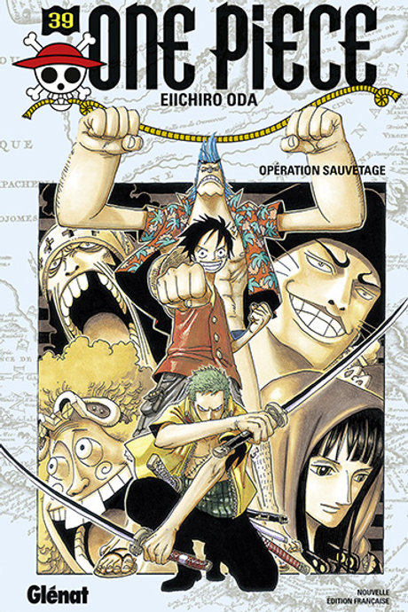 One Piece 39 édition originale