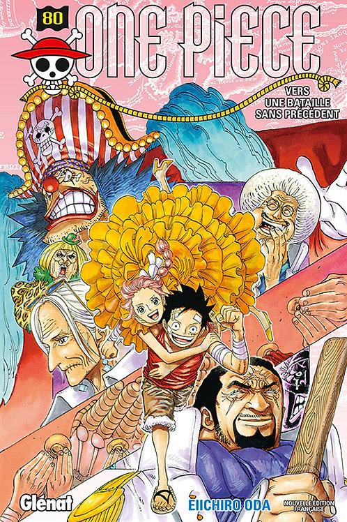 One Piece 80 édition originale