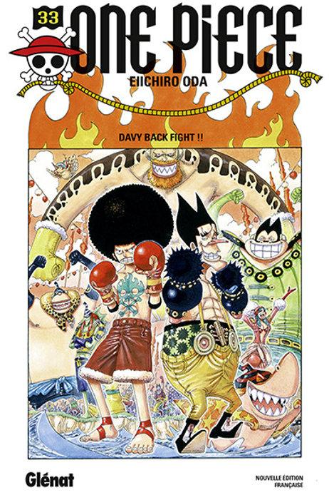 One Piece 33 édition originale