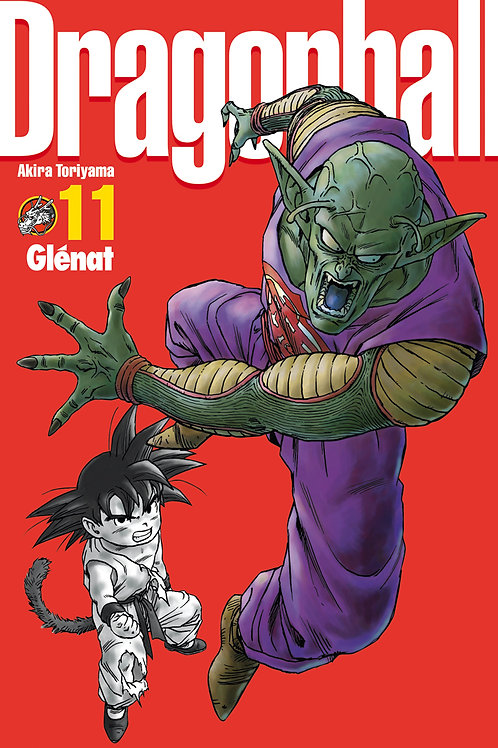 Dragon Ball 11 édition Perfect