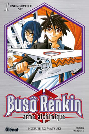 Buso Renkin 01