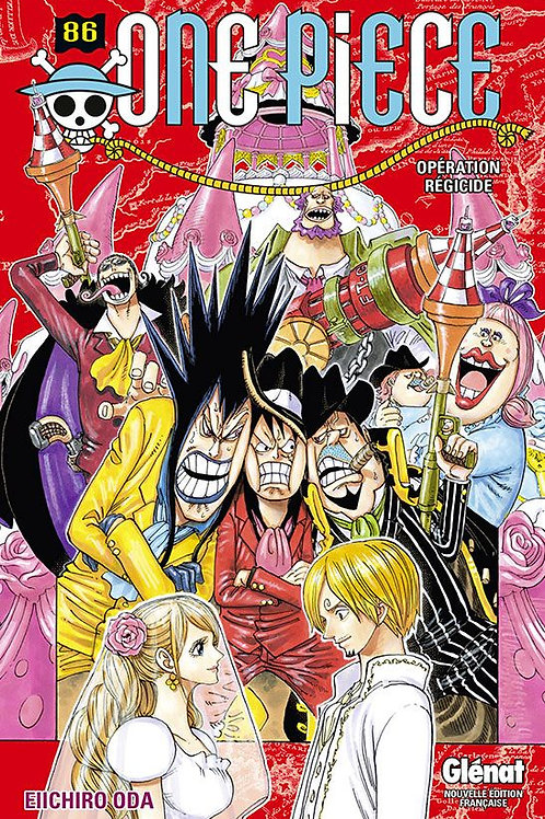 One Piece 86 édition originale