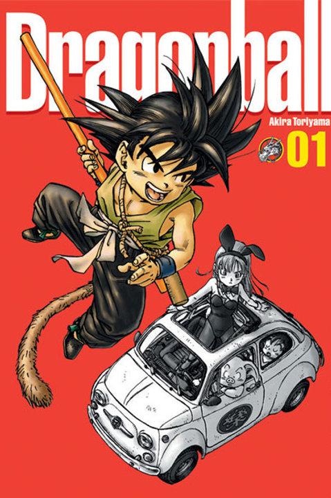 Dragon Ball 01 édition Perfect