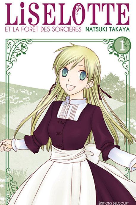 Liselotte et la forêt des sorcières 01
