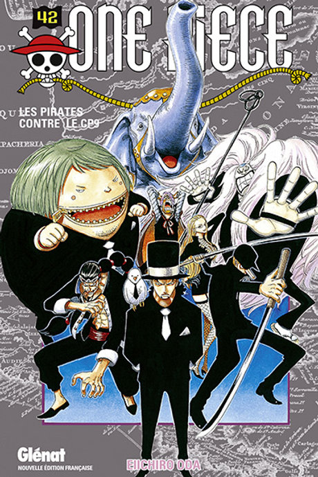 One Piece 42 édition originale