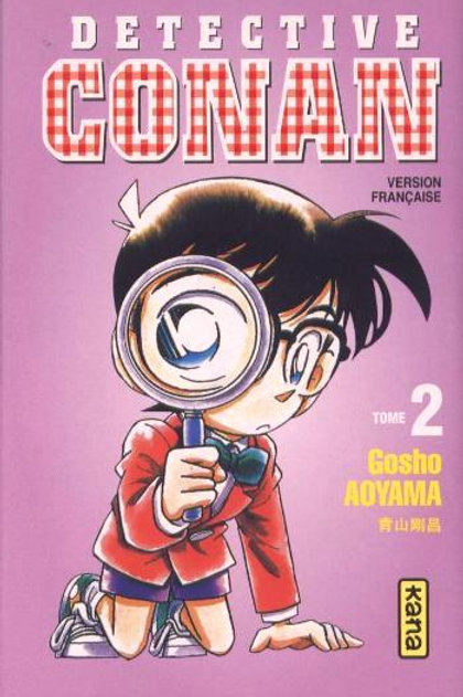 Détective Conan 02