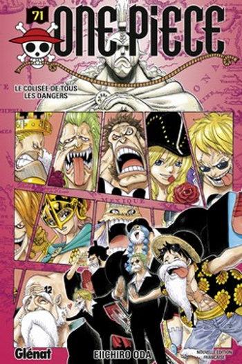 One Piece 71 édition originale