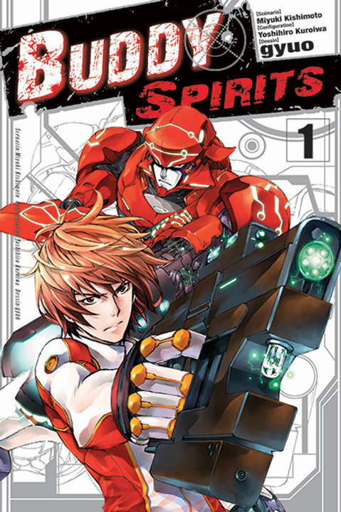 Buddy Spirits 01