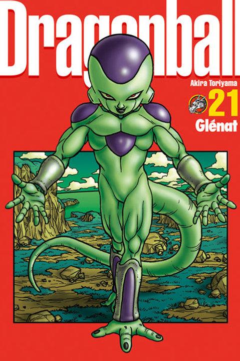 Dragon Ball 21 édition Perfect