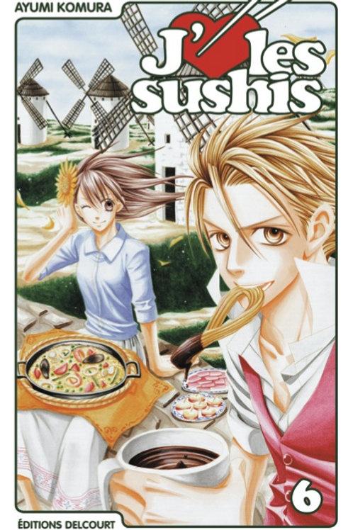 J'aime les sushis 06