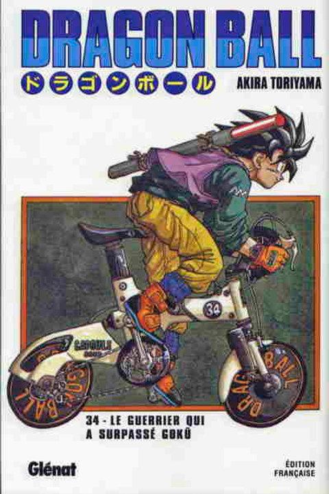 Dragon Ball 34 édition originale