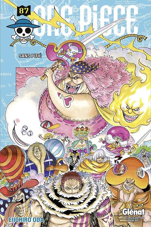 One Piece 87 édition originale