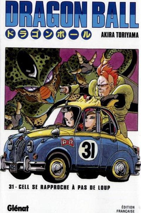 Dragon Ball 31 édition originale