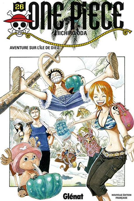 One Piece 26 édition originale