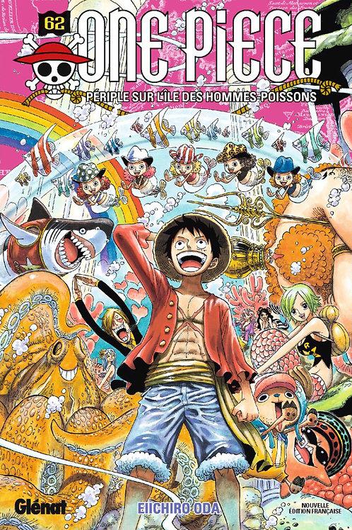 One Piece 62 édition originale