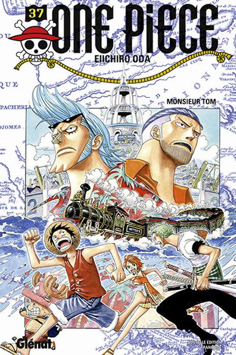 One Piece 37 édition originale