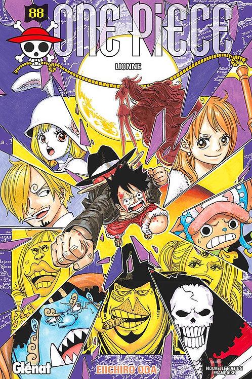One Piece 88 édition originale