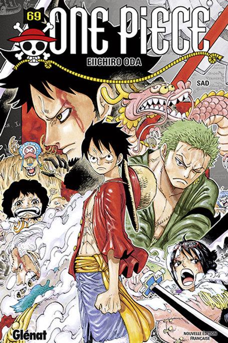 One Piece 69 édition originale