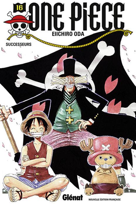 One Piece 16 édition originale