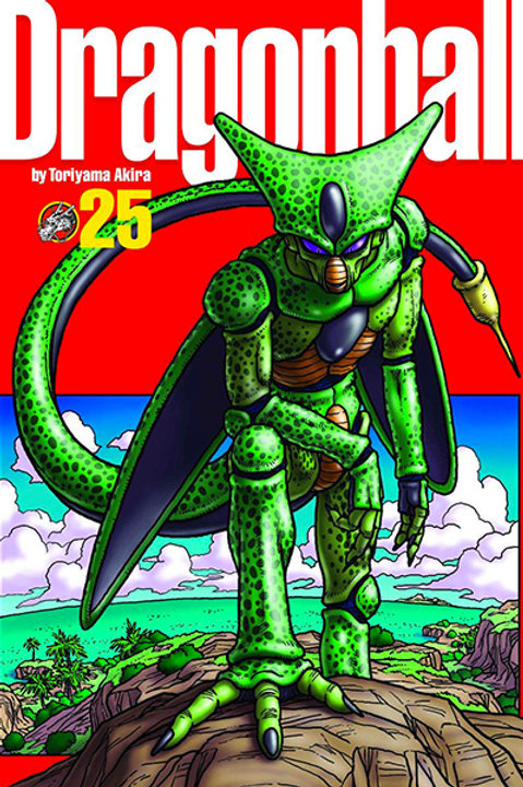 Dragon Ball 25 édition Perfect