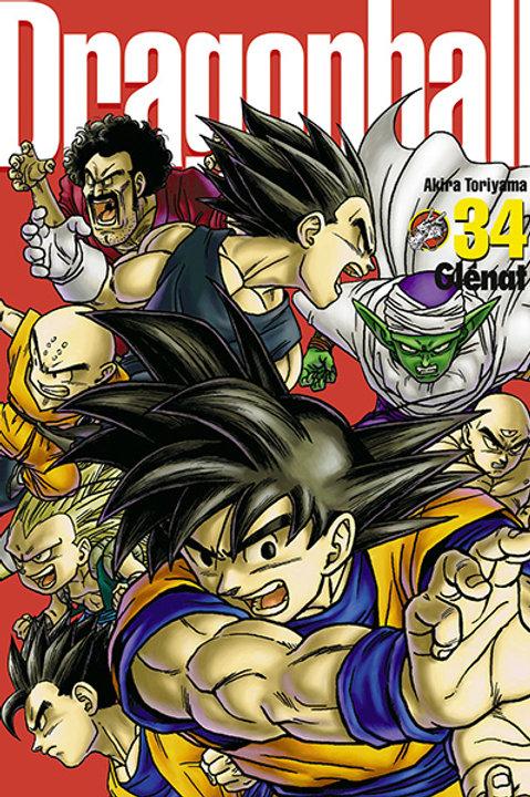 Dragon Ball 34 édition Perfect
