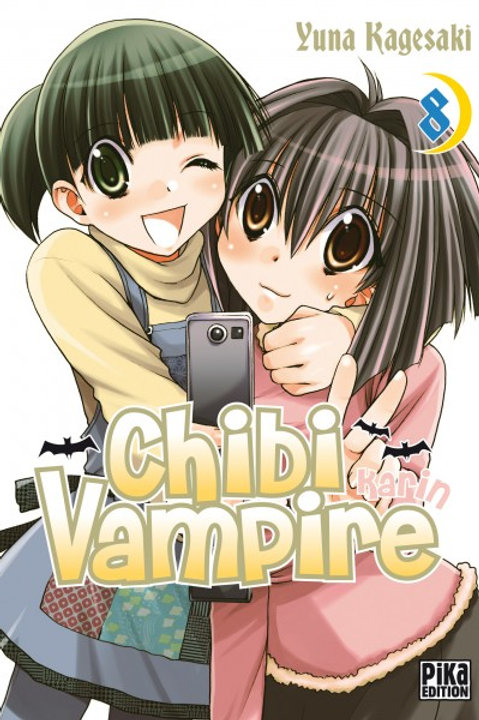 Karin Chibi Vampire 08