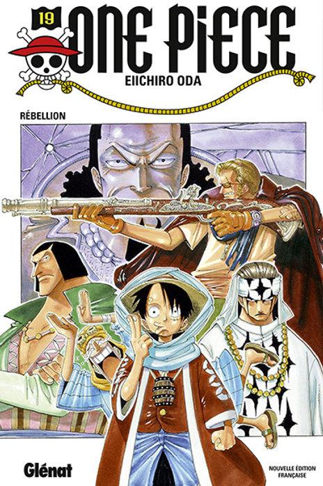 One Piece 19 édition originale