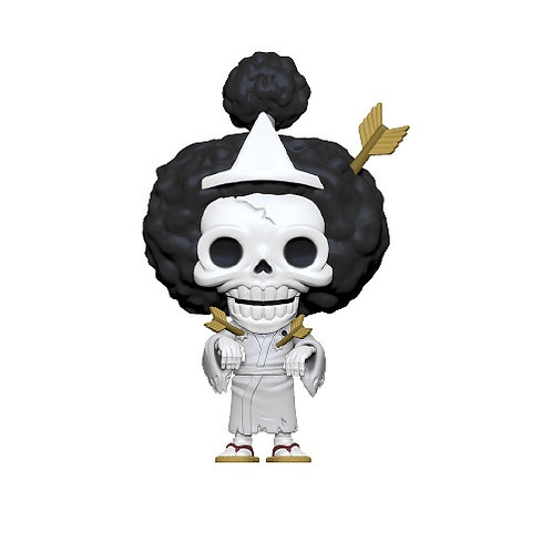 POP Animation: One Piece- Brook