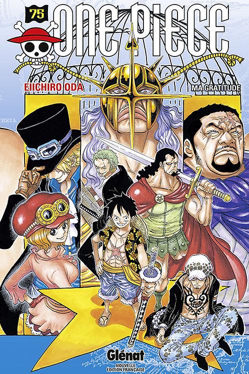 One Piece 75 édition originale