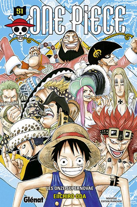 One Piece 51 édition originale