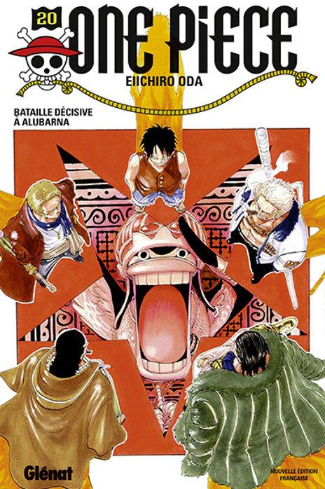 One Piece 20 édition originale