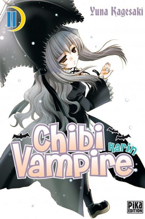 Karin Chibi Vampire 11