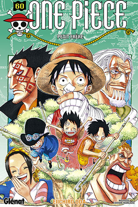 One Piece 60 édition originale