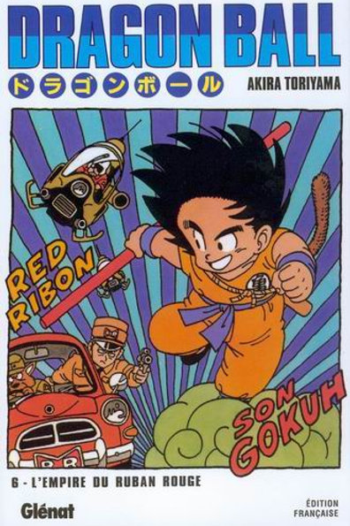 Dragon Ball 06 édition originale