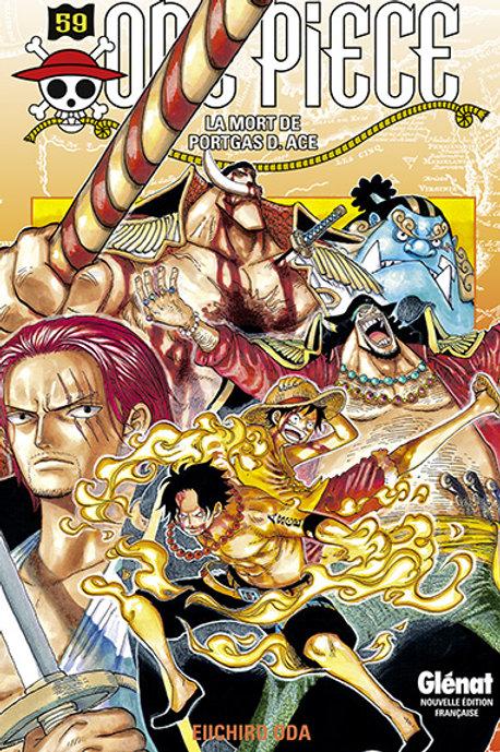 One Piece 59 édition originale