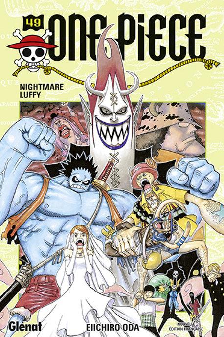 One Piece 49 édition originale