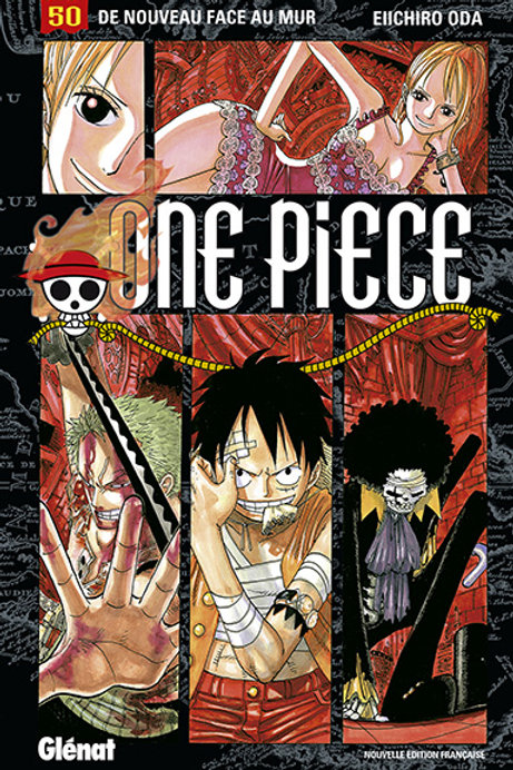 One Piece 50 édition originale