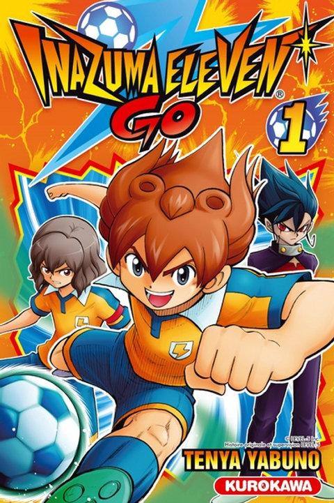 Inazuma Eleven GO 01