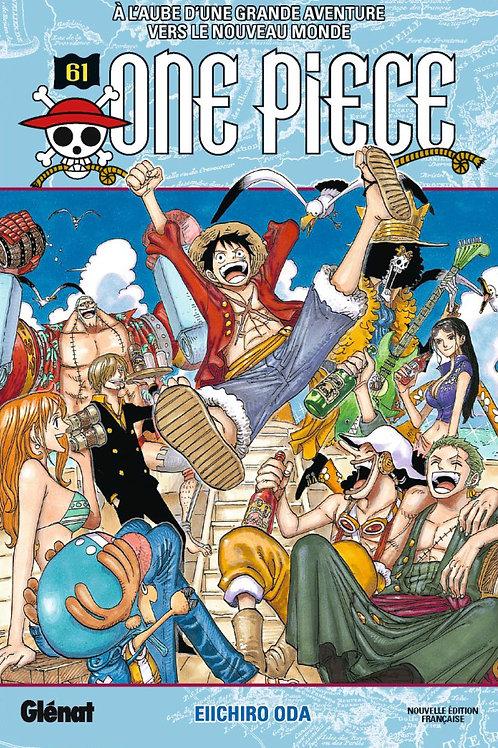One Piece 61 édition originale