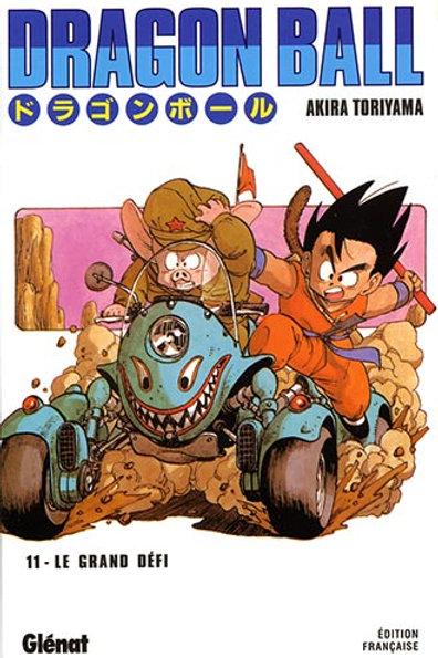 Dragon Ball 11 édition originale