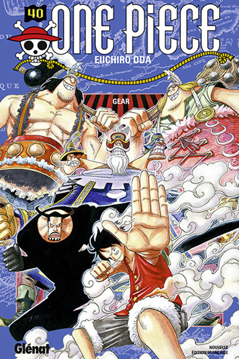 One Piece 40 édition originale