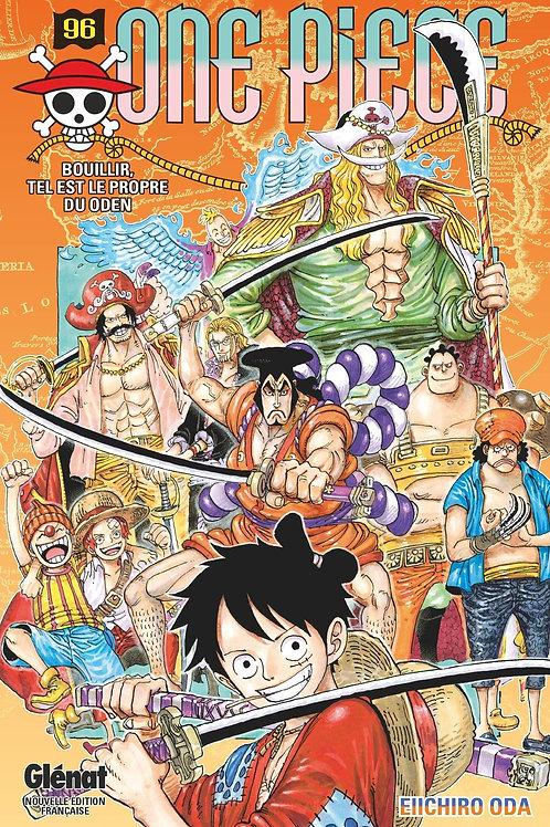 One Piece 96 édition originale