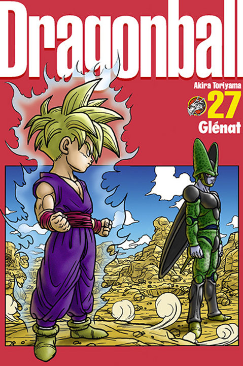 Dragon Ball 27 édition Perfect
