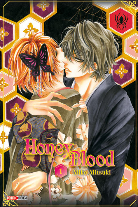 Honey Blood 00