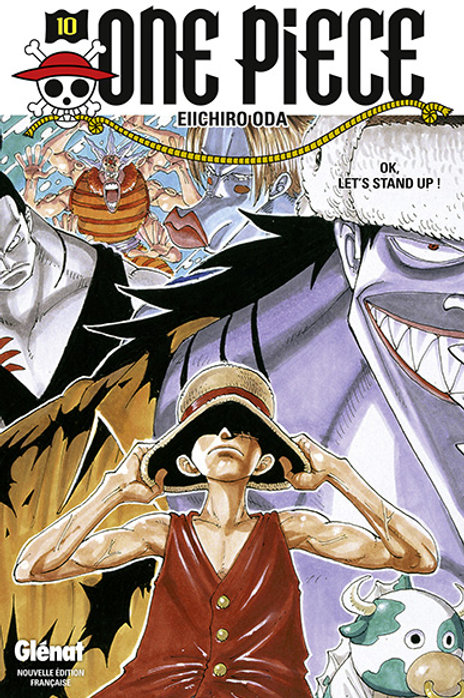 One Piece 10 édition originale
