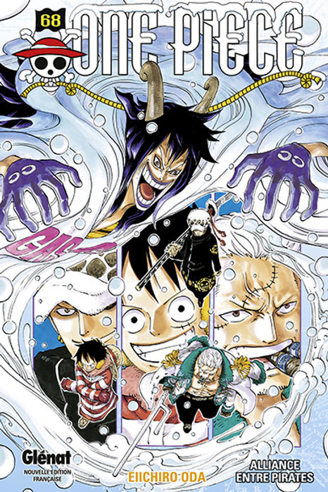 One Piece 68 édition originale