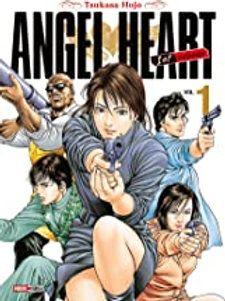 Angel Heart 1st season 01