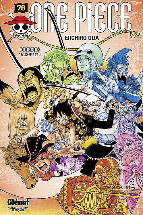 One Piece 76 édition originale