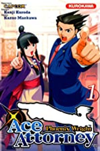 Ace Attorney Phoenix Wright 01