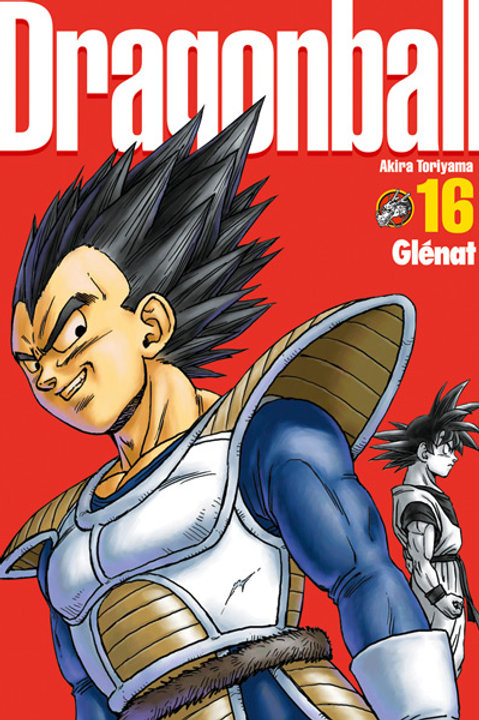Dragon Ball 16 édition Perfect